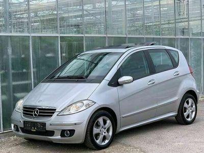 gebraucht Mercedes A180 CDI ** Automatik / Panoramadach / Pickerl NEU **
