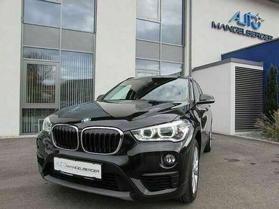 gebraucht BMW X1 sDrive18d Aut. LED, Panoramadach, Navi, NP... SUV / Geländewagen