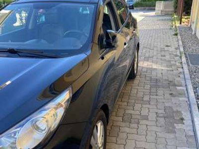 gebraucht Hyundai ix35 2,0 CRDi Premium 4WD DPF Aut.