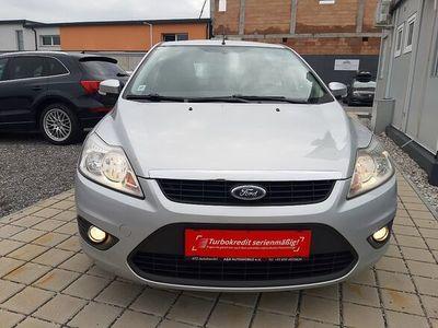 gebraucht Ford Focus Ambiente 1,6 TDCi*SOFORT KREDIT*