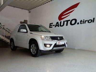 gebraucht Suzuki Grand Vitara Vitara1.9D *LKW *KURZ *4x4 UNTERSETZUNG ... SUV / Geländewagen
