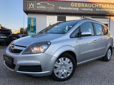 brugt Opel Zafira Edition Plus 1,9 CDTI *KREIDT*EINTAUSCH*