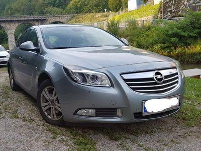 gebraucht Opel Insignia 1,6 Edition Ecotec