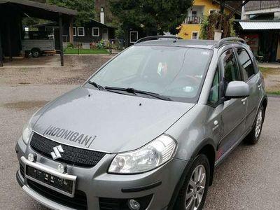 gebraucht Suzuki SX4 1.6 VVT 16 V, 4 WD SUV / Geländewagen