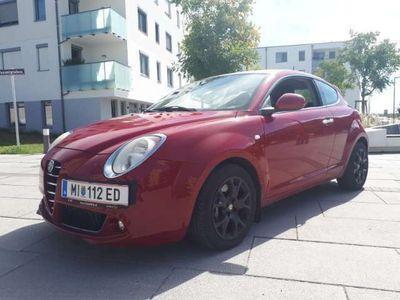 gebraucht Alfa Romeo MiTo 1.4 Turbojet Distinctive Klein-/ Kompaktwagen