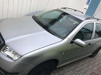 used Skoda Fabia Kombi / Family Van,