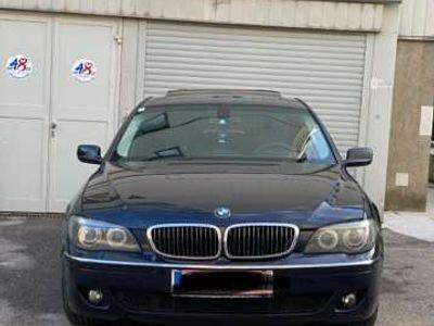 gebraucht BMW 730 7er-Reihe d Facelift Limousine