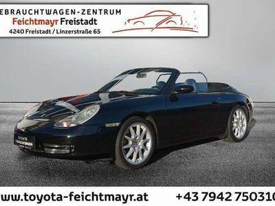 gebraucht Porsche 911 Carrera Cabriolet Cabrio Tiptronic / Roadster