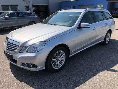 gebraucht Mercedes E220 CDI Aut.