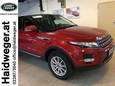 gebraucht Land Rover Range Rover evoque Pure 2,2 TD4 Aut. SUV / Geländewagen