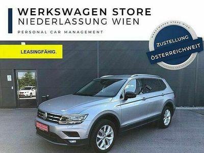 gebraucht VW Tiguan Allspace Volkswagen Tiguan1.5 TSI IQ.Drive 7-SITZER LED NA