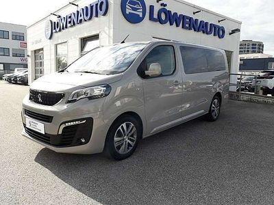 gebraucht Peugeot Traveller Active L3 BlueHDI 150 S&S Kombi / Family Van