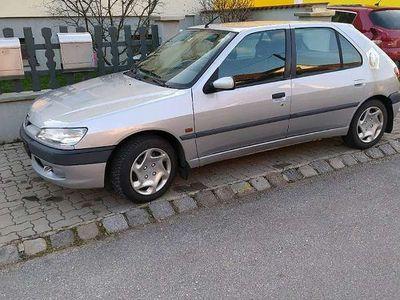 gebraucht Peugeot 306 XRD KLIMA Klein-/ Kompaktwagen