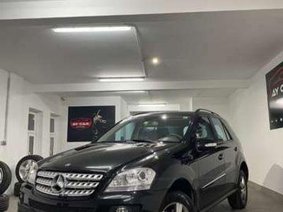gebraucht Mercedes ML320 CDI 4MATIC Aut. DPF Erstbesitz