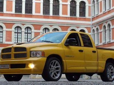 gebraucht Dodge Ram SRT-10 YELLOW-FEVER