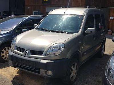 gebraucht Renault Kangoo Fairway 1,9 dCi 4x4