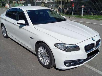gebraucht BMW 530 5er Allrad Diesel F10 xDrive Österreich-Paket