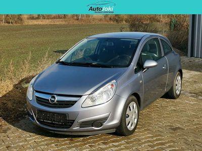 gebraucht Opel Corsa *KLIMA*MFL*8 FACH BEREIFT*P BIS 05/20+4* Klein-/ Kompaktwagen