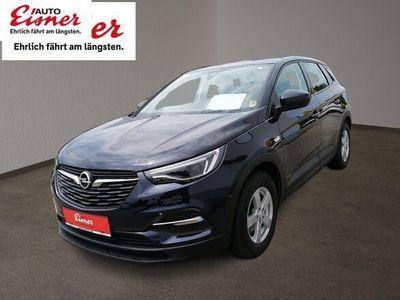 gebraucht Opel Grandland X 1,2 Turbo Direct Injection Edition ... SUV / Geländewagen