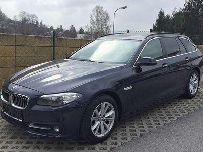 gebraucht BMW 518 5er-Reihe d Kombi / Family Van