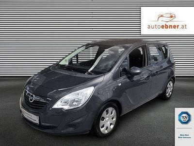 used Opel Meriva 1,4 ecoFlex Turbo Edition Start&Stop