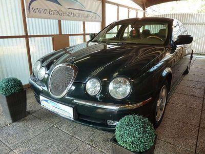 usata Jaguar S-Type 3,0 V6 Executive Aut. Limousine,
