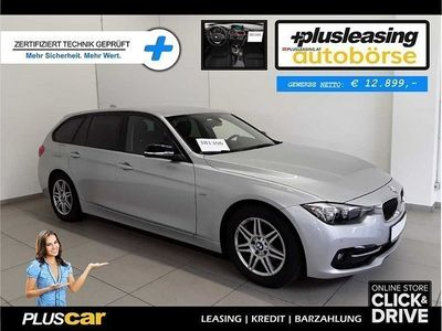 used BMW 320 d Touring Aut. Edition Sportl. | Navi