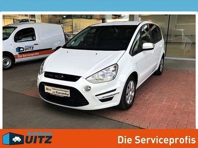 gebraucht Ford S-MAX Business Plus 2,0 TDCi Aut.