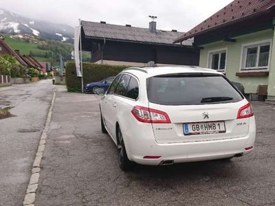 used Peugeot 508 SW 2,2 HDI GT Tiptronic