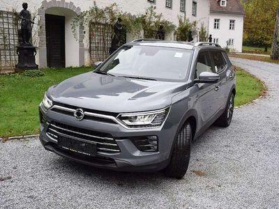 gebraucht Ssangyong Korando SUV / Geländewagen