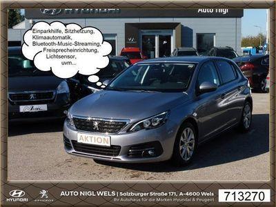 gebraucht Peugeot 308 1,5 BlueHDI 130 Style S&S Limousine,