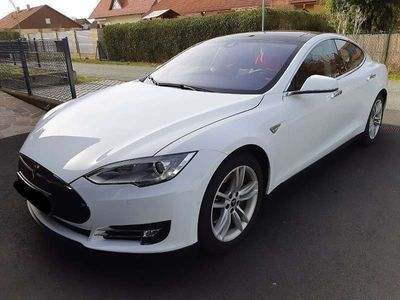 gebraucht Tesla Model S S85 AP1 Pano Luftfahrwerk SuC free TechPaket Limousine