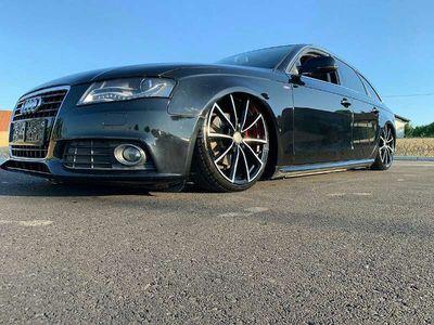 gebraucht Audi A4 2.0 TDI Quattro / S-Line / Luftfahrwerk Kombi / Family Van