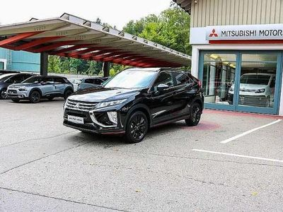 gebraucht Mitsubishi Eclipse Cross 2,2 DI-D 4WD Intense+ Blackline Aut.