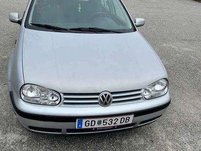 gebraucht VW Golf IV Golf1.4 75 Ps benzin