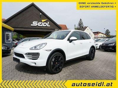 """gebraucht Porsche Cayenne II 3,0 Diesel Aut. *21""""ALU+WENIG KM*"""
