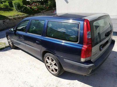 gebraucht Volvo V70 2.4 Kombi / Family Van