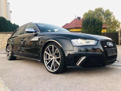 gebraucht Audi RS4 Avant 4,2 V8 quattro S-tronic*Schalensitz RS*Navi