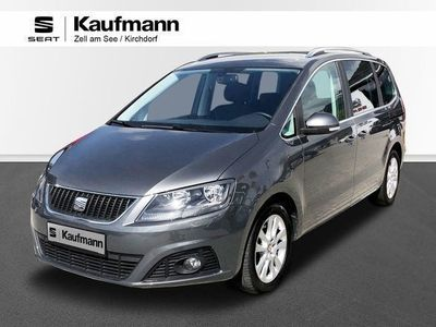 used Seat Alhambra Executive TDI CR 4Drive