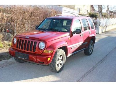 brugt Jeep Cherokee 2,8 Extreme Sport CRD Aut.