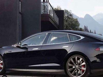 gebraucht Tesla Model S P85 Limousine