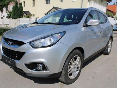 gebraucht Hyundai ix35 2.0 CRDi Style AWD Automatik * Garantie