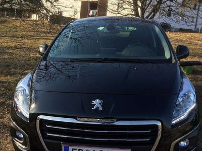 brugt Peugeot 3008 3008 Diesel1,6 Blue HDI 120 S&S Active Limousine,