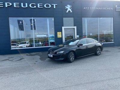 gebraucht Peugeot 508 1,5 BlueHDi 130 EAT8 S&S Allure Aut. Limousine