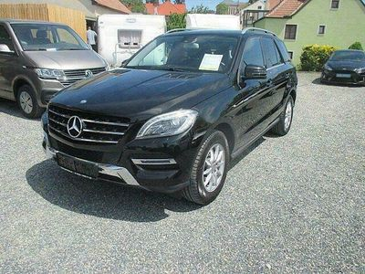 gebraucht Mercedes ML350 BlueTEC 4MATIC Aut. DPF - Erstbesitz - TOPZUSTAND