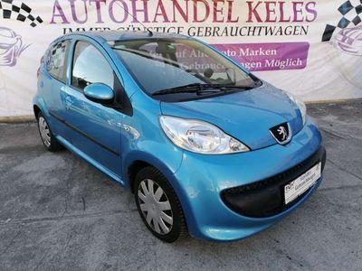 gebraucht Peugeot 107 Urban 1,0 12V*Servolenkung*Klimaanlage*5 Türer*