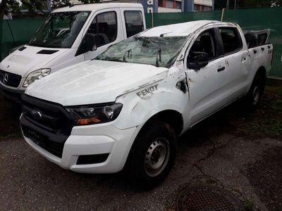 gebraucht Ford Ranger XL 2.2 DCi 4x4 Doppelkabine Klima Euro6