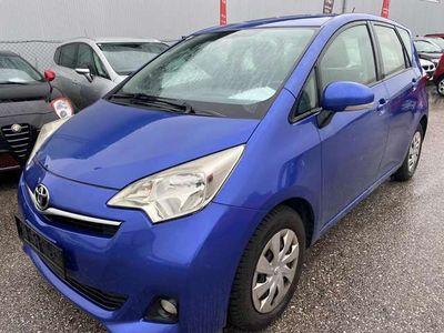 gebraucht Toyota Verso-S 1,33 dVVT-i Active Pickerl 4/2021 + 4 EURO 5