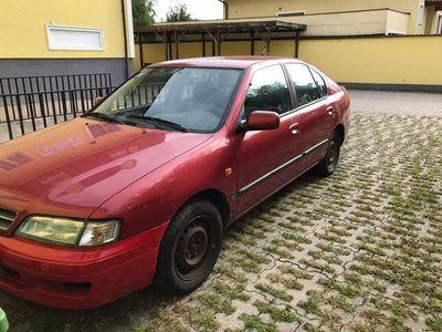 gebraucht Nissan Primera 2.0 TD Limousine