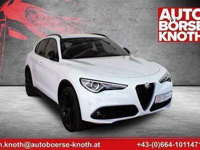 gebraucht Alfa Romeo Stelvio B-Tech 2,2 ATX AWD